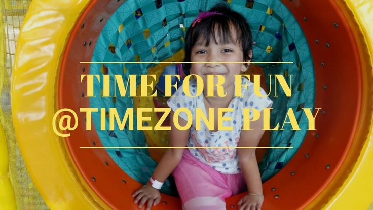 Time for Fun at Timezone Play, Depok, Indonesia
