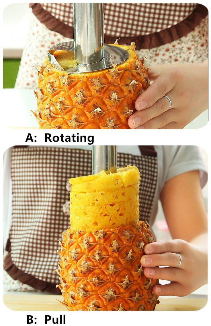Простая жизнь творческий и практические ежедневно кухонный нож для приготовления пищи ананас ножкупить в магазине Simple LifesнаAliExpress