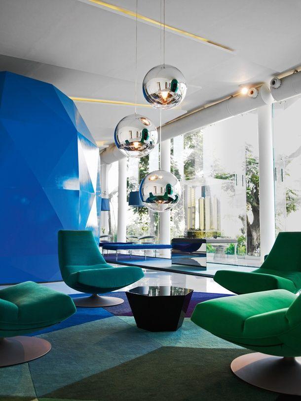 Жилой комплекс в Мумбаи от Джейд Джаггер Дизайнер Джейд Джаггер представила…