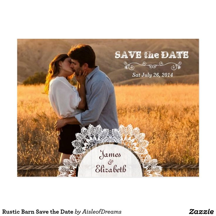 212 best Save The Date Postcards images on Pinterest