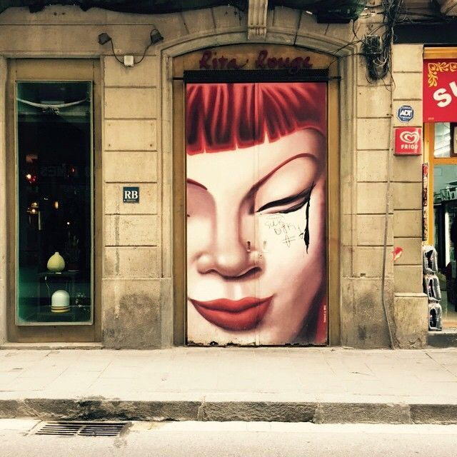 Rita Rouge Barcelona