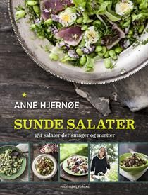 """I """"Sunde salater"""" kan du få en masse inspiration til dine kommende salater."""