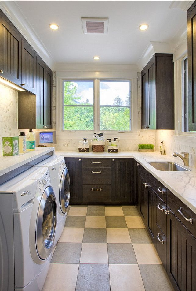 Laundry Room Another Great Design Idea For A Well Functioning Laundry Room