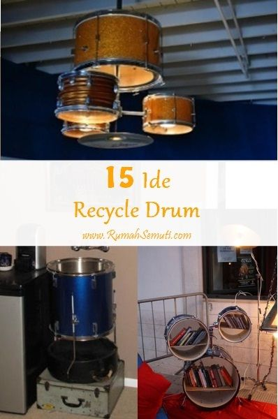 15 Ide Recycle Drum