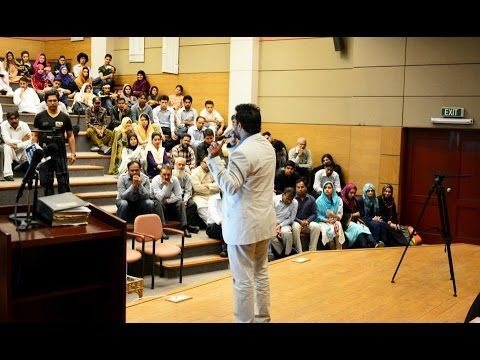 Motivational Story - Najam Sheraz, Sharing Experience of Turn Around in ...  #ARAR #Islam