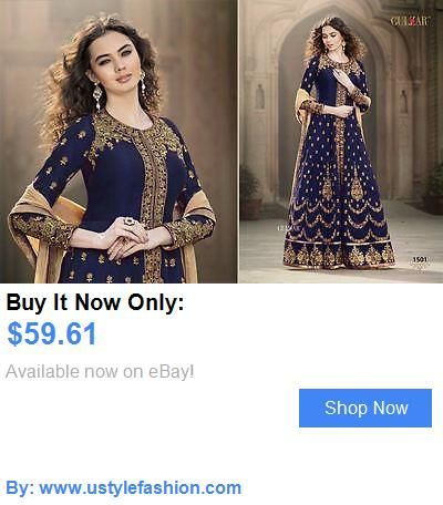 Cultural and ethnic clothing: Wedding Designer Anarkali Salwar Kameez Indian Pakistani Ethnic Suit Bollywood BUY IT NOW ONLY: $59.61 #ustylefashionCulturalandethnicclothing OR #ustylefashion