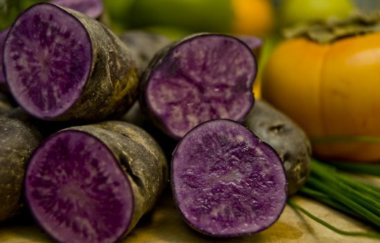 #PurplePotatoes 3 Potato Varieties, 3 Ways to Cook 'Em