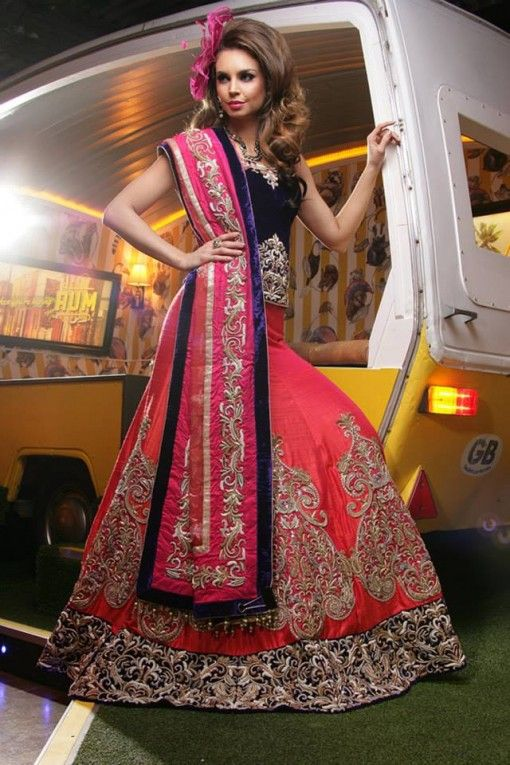 Ekta Solanki Designer Indian Bridal Collection Lehngas | Indian Wedding Site