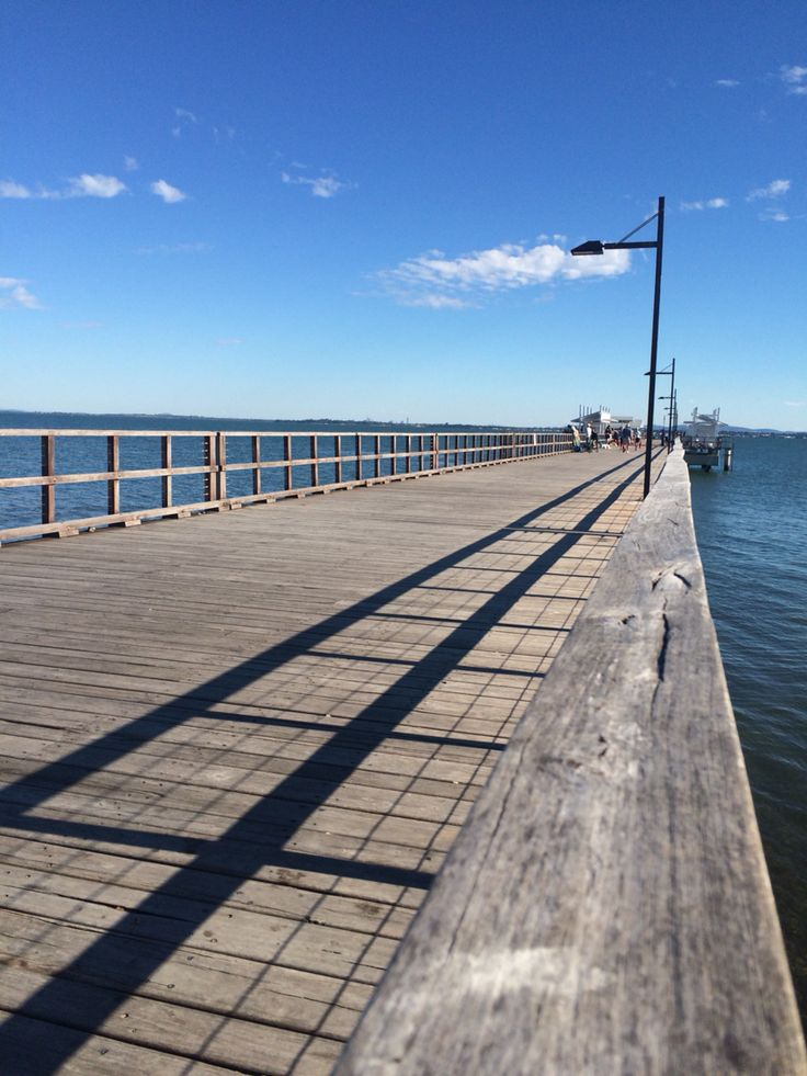 Woody Point Jetty..