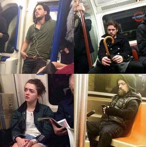 Westeros' subway
