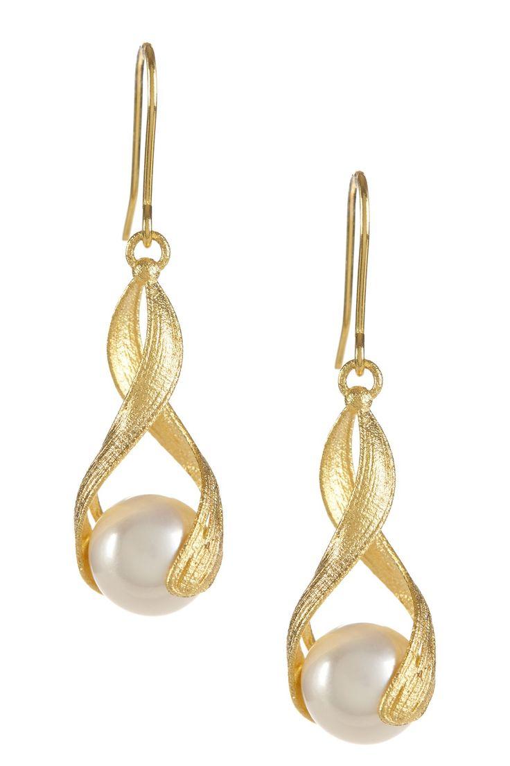 Freshwater Pearl Stilnovo Earrings