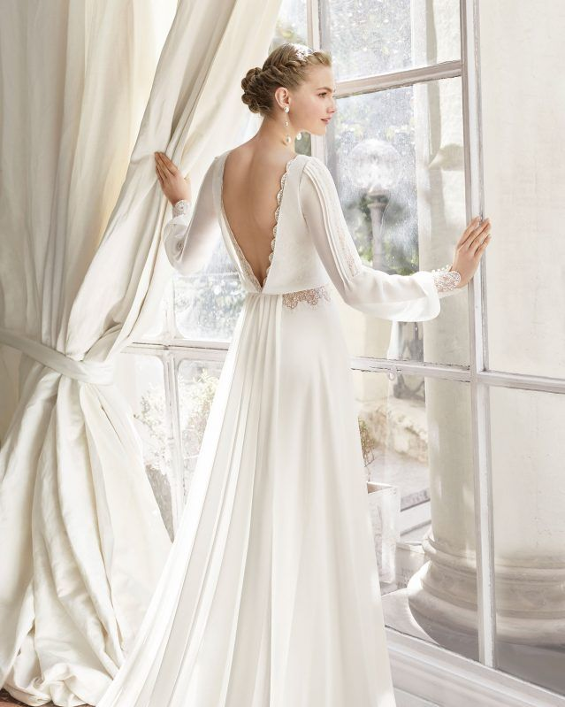 Marac Short Wedding Gowns Boho Style Wedding Dress Bridal Dresses