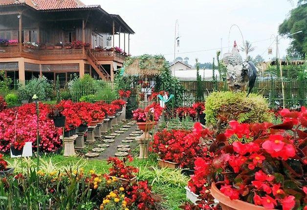 Yuk Kenalan dengan 5 Destinasi Wisata Bandung Paling Romantis Berikut Ini!
