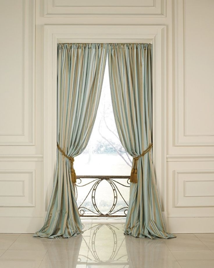 Bedroom Window Curtains Brown Small One Bedroom Apartment Ideas Bedroom Design For Baby Boy Beautiful Bedroom Interior: 25+ Best Ideas About Elegant Curtains On Pinterest