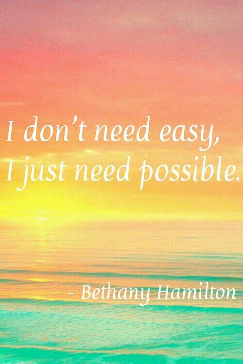 Bethany Hamilton quote
