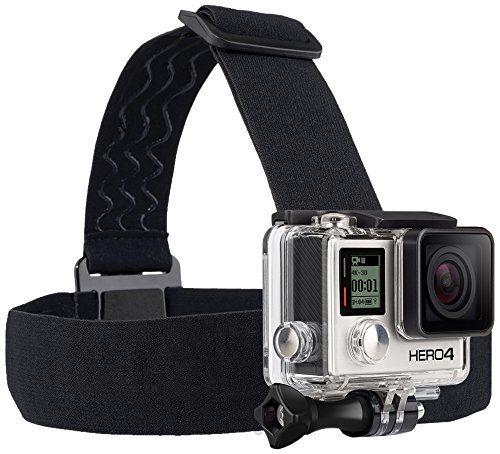 GoPro headstrap mount + quick clip. Top 10 Best Go Pro Mounts In 2015 Reviews