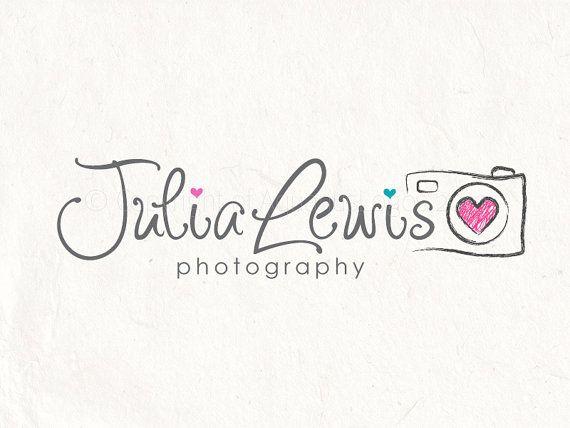 Photography logo design and photography logo by AquariusLogos, $25.00
