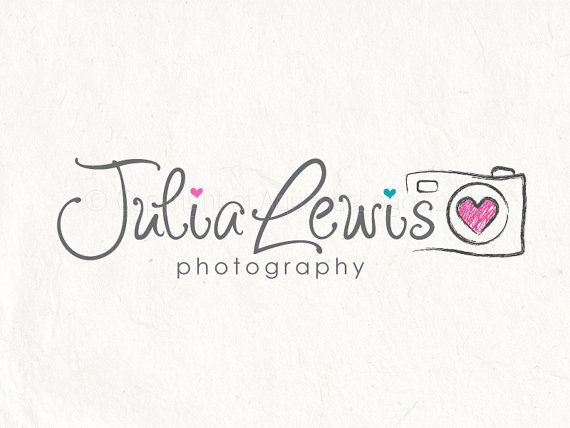 Photography logo design and photography logo by AquariusLogos, $25.00
