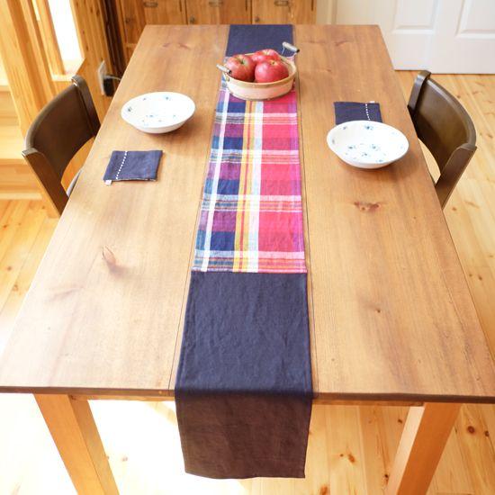 北欧テーブルランナー】の薦め!素敵なお食事タイムを過ごそう ... 出典:http://img17.shop-pro.jp. さてそんなオシャレなテーブルランナー ...