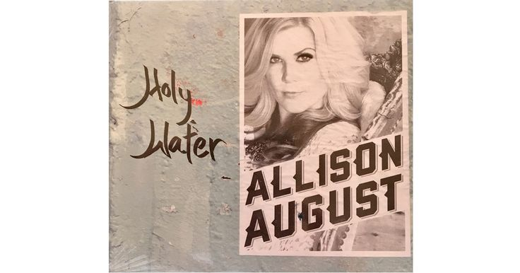 ALLISON AUGUST: HOLY WATER       Southern California blues singer-songwriter Allison August talks with Big Blend Radio about her new album 'Holy Water' that features Paul Barrere of Little Feat, as well as Coco Montoya, Greg Liesz, Josh Smith, and Lance Lopez. Her songs are inspired by the joy