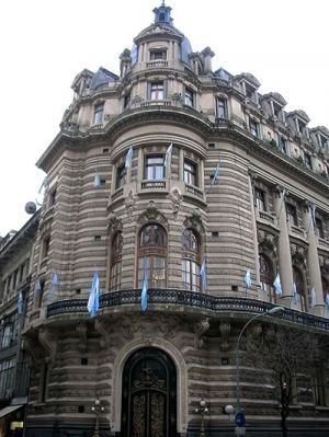 17 best images about beaux arts architecture on pinterest for Art deco hotel buenos aires