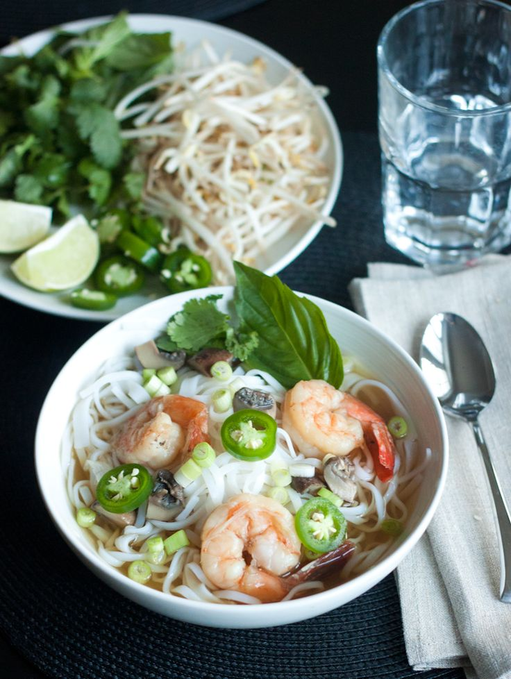 Why venture out to your favorite Vietnamese restaurant for a bowlful of pho when you can make it yourself at home?