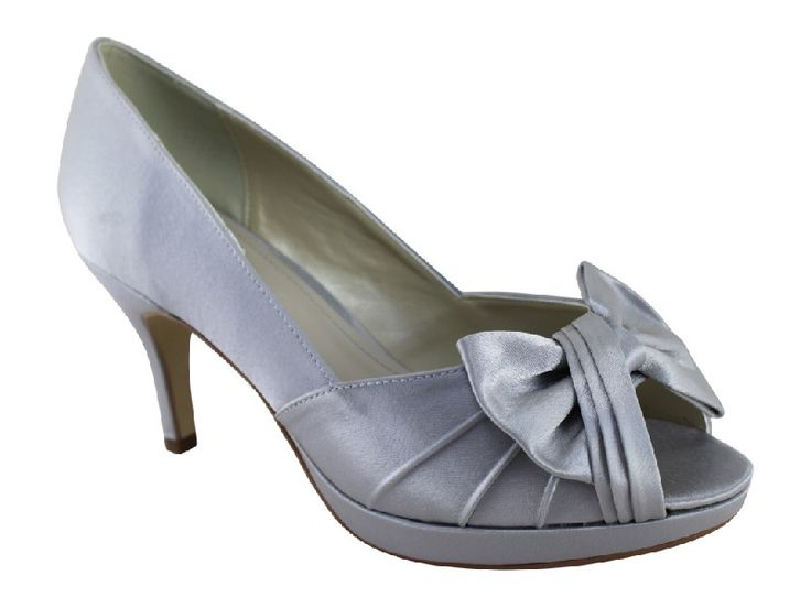Clarice Claudette Satin | Buy Shoes Online at Shoe Box Australia