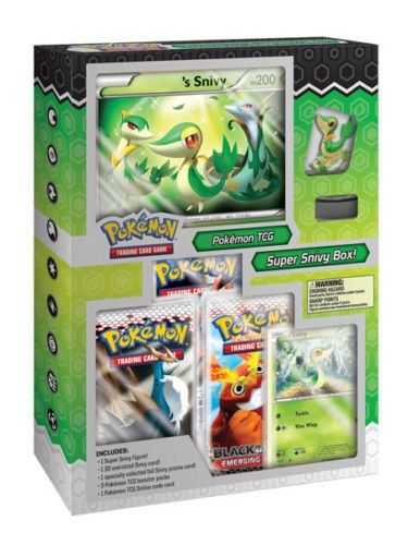 Pokemon Cards - Black & White Super Snivy Box (Jumbo Card,Figure,Holos & Packs) Pokémon http://www.amazon.com/dp/B005S8H17O/ref=cm_sw_r_pi_dp_ZXR7ub1Z5B0AT
