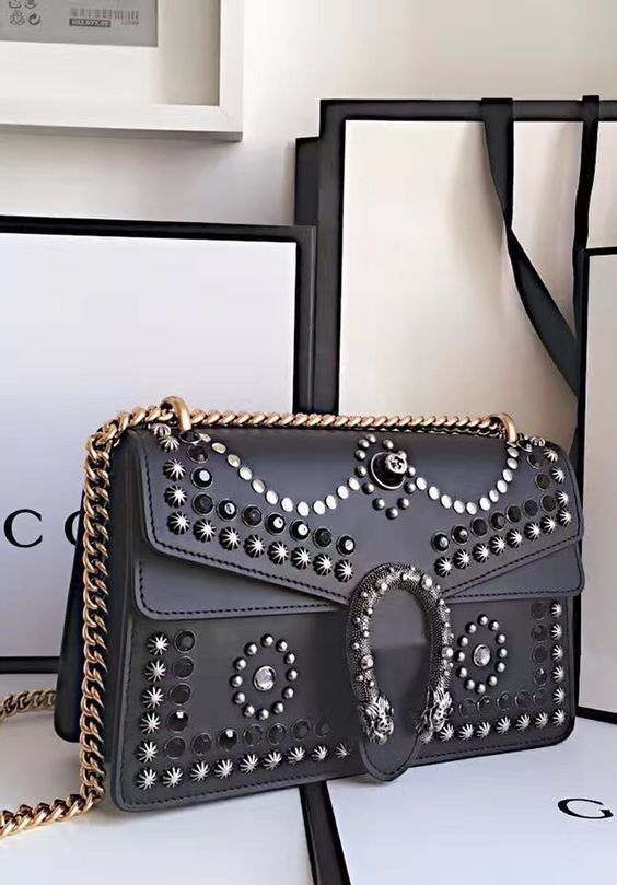 Gucci handbags and accessories, the main …