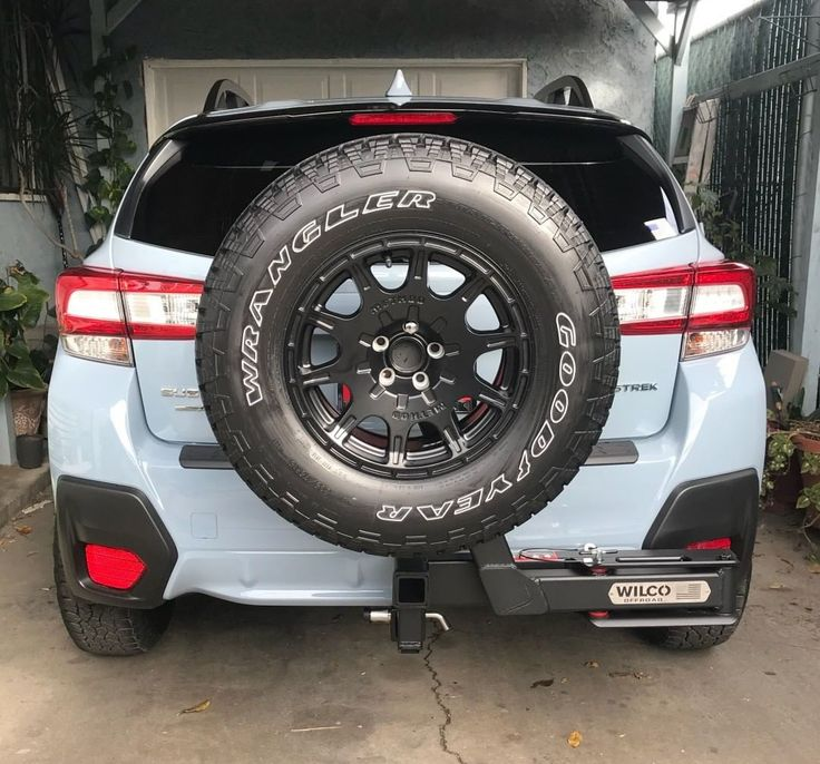 Pin by Akos Feher on Spare Tire Carrier (With images