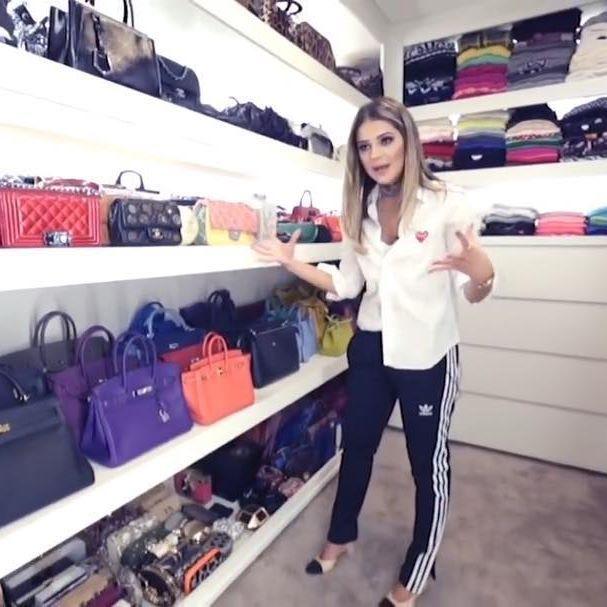 #theprincesscloset #closet #luxe #luxury #lux #luxo #bag #bolsas #shoes #sapatos #personalorganizer #organizacao #decor #decoracao #decoration #decoracaodeinteriores #arquitetura  #sac  #beautiful #lindo  #criativo #criatividade #glamour #luxurious #thassia #thassianaves #blogueira #hermes