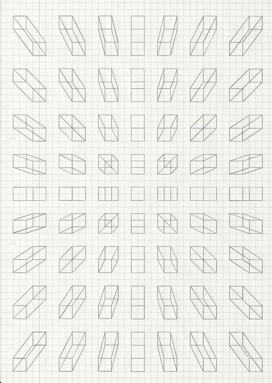 Doodling on grid paper : pics
