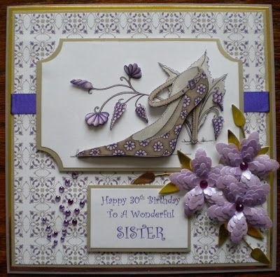 made using fantastic shoes cd CD from Katy Sue