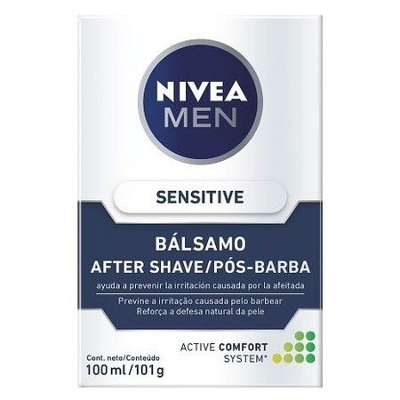 Pós Barba Balsamo Nivea Men Sensitive - Nivea