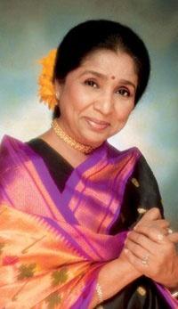Asha Bhosle <3