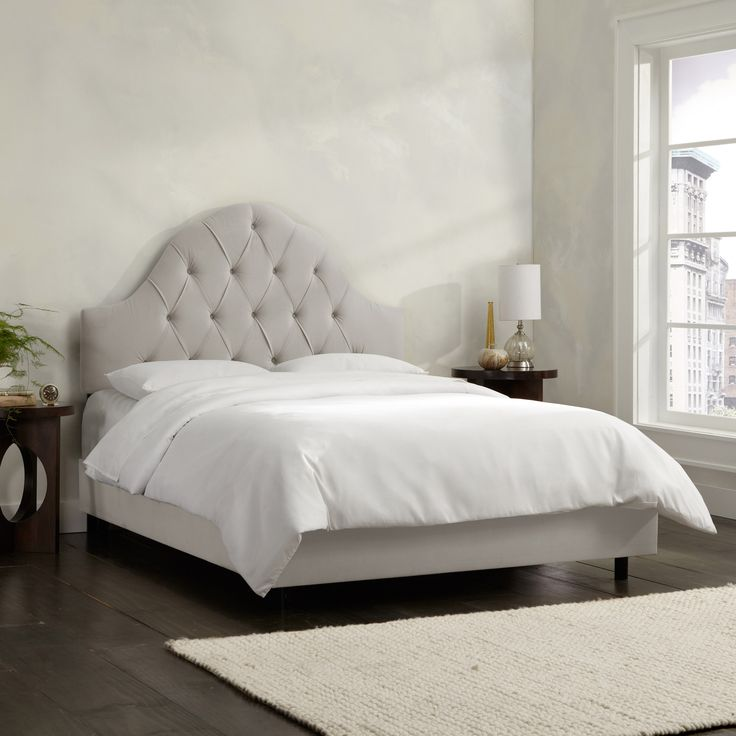 Best 1000 Images About Tufted Headboards Beds On Pinterest 400 x 300