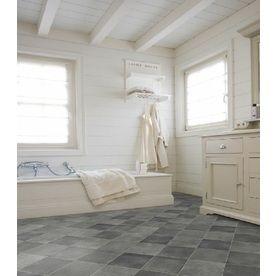 Possible flooring option for master bathroom