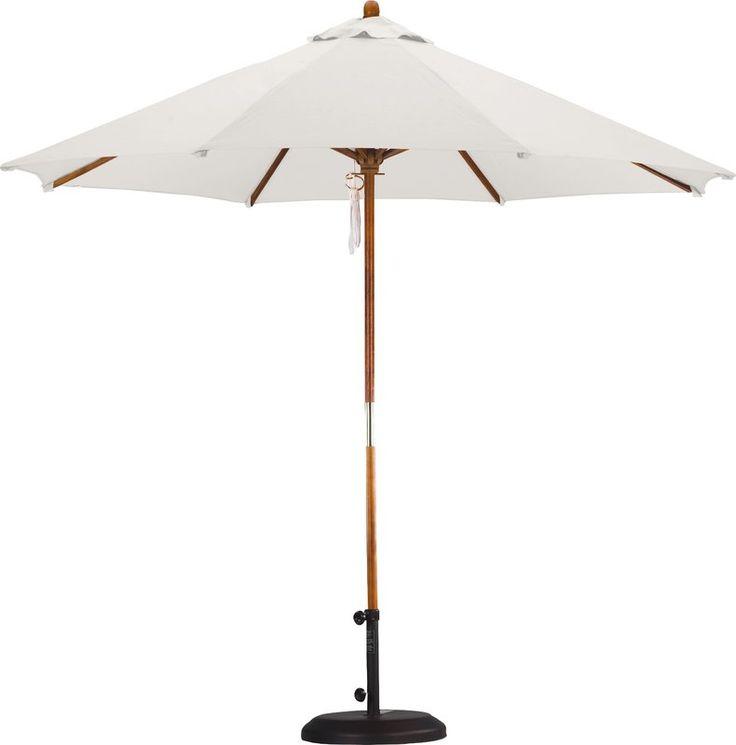 Wells Patio Umbrella & Reviews   Joss & Main