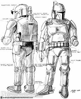 MIS ARCHIVOS DE STAR WARS: El Imperio Contraataca. Joe Johnston (Art Director Visual Effects, Miniature and Optical Effects Unit)