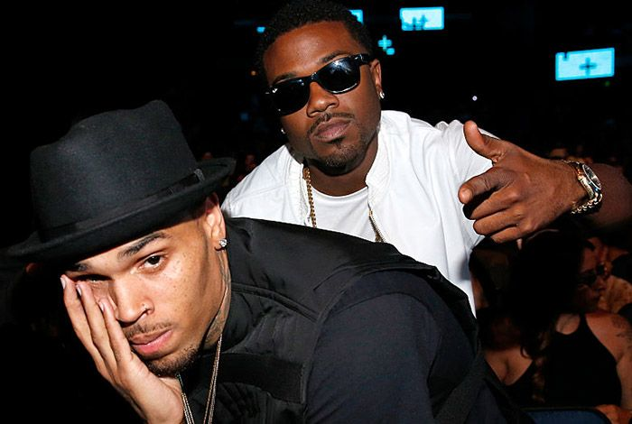 """RAY J DISSES KIM KARDASHIAN ON 'FAMOUS' FEATURING CHRIS BROWN After teasing what's been billed as a Kim Kardashian diss track, Ray J and Chris Brown deliver """"Famous."""" The new single off Ray's upcoming album Raydemption certainly seems to allude to his infamous sex tape with the reality star-turned-mogul. """"She fucked me for fame, look …"""