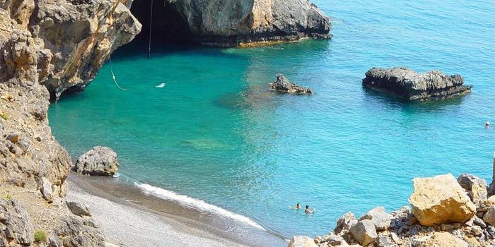 Voidomatis Beach