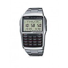 Relógio masculino Casio com calculadora.