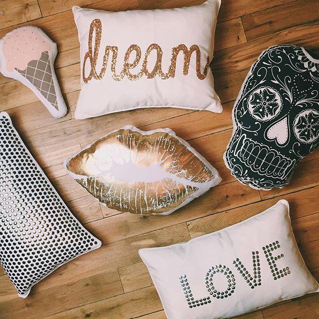 Pillow party!! | dormify.com