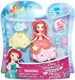 Disney Princess Little Kingdom Snap-In Playset ~ Fashion Change Ariel: Amazon.co.uk: Toys & Games