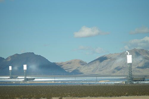Ivanpah Solar Power Facility - Wikipedia, the free encyclopedia