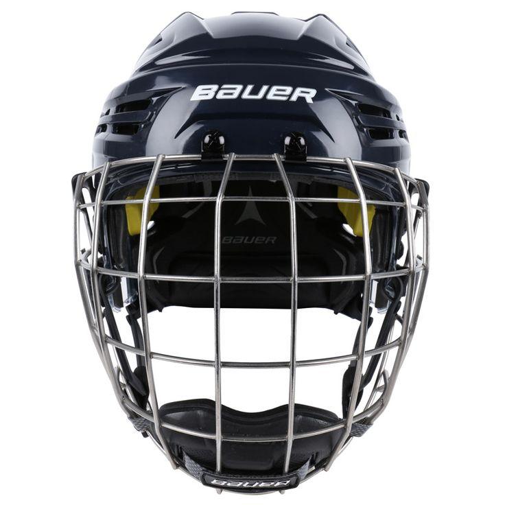 Bauer IMS 9.0 Hockey Helmet Combo