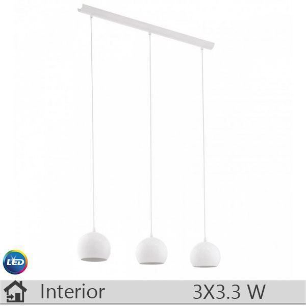 Pendul LED iluminat decorativ interior Eglo, gama Petto, model 94247 http://www.etbm.ro/eglo