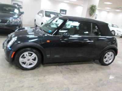 2007 MINI Cooper ours is a super charged w/ different wheels... but everything else is right!