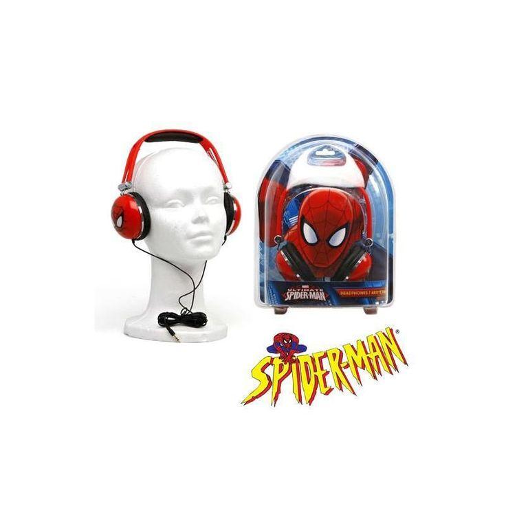 Casque Audio Spiderman ref 300
