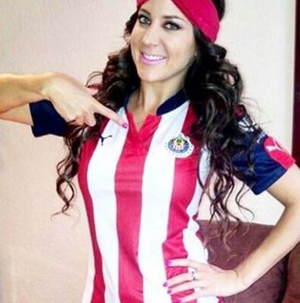 Fotogalería: Botineras - Brenda Flowers, fanática del Rebaño   Chivas Pasión - Sitio No Oficial del Club Deportivo Guadalajara